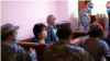 Наталья Ильичева и Ивери Мелашвили в зале суда