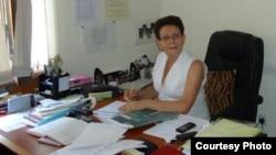 Ազգային ժողովի պատգամավոր Անահիտ Բախշյանը: