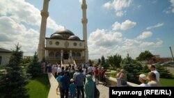 Открытие мечети Кадыр джами, 2 августа 2019 года