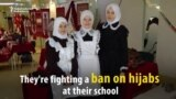 Tatars Fight To Keep Head Scarves In Russian School