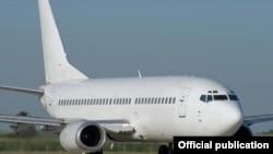 Boeing B737-300 օդանավը