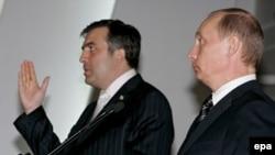 Mixail Saakaşvili Vladimir Putinə zəng edib