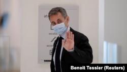 Экс-президент Франции Николя Саркози.