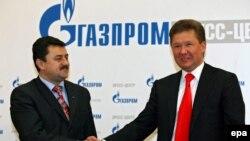Алексей Ивченко и Алексей Миллер сторговались о цене на газ.