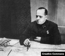 Георгий Жуков в октябре 1941 года, в критический для СССР период войны