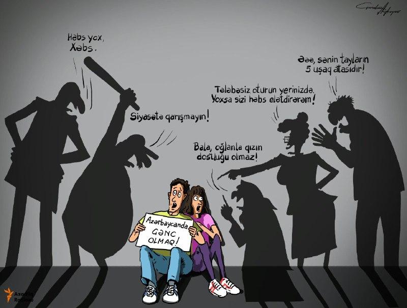 'Azərbaycanda gənc olmaq...'