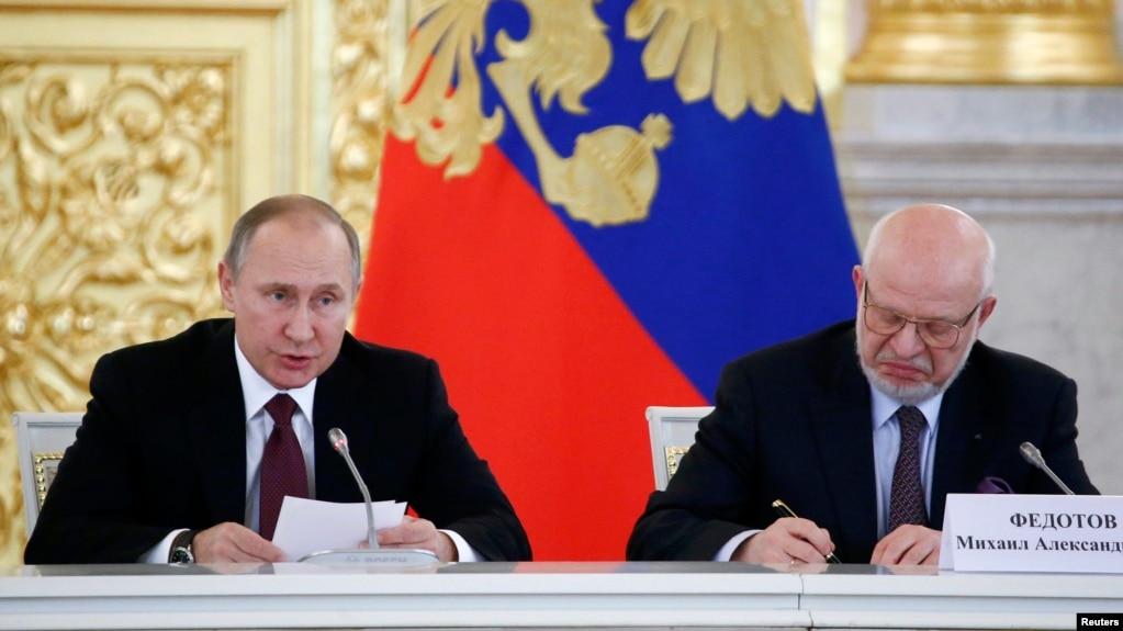 Кремль может сменить половину членов Совета по правам человека