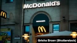 Першы рэстаран McDonald's у Менску, фота Grisha Bruev / ©Shutterstock