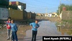 Iraq – local flooding, Hakim, 12Nov2013