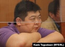 Алдаяр Исманкулов сот отурумунда, Алматы 2011-жылдын 11-июлу