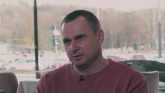 Олег Сенцов о том, чем занимается после освобождения