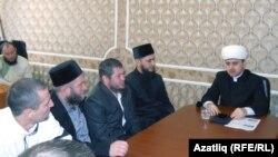 Рушан Аббясов Мордовиядә
