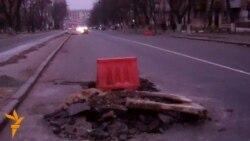 Дорогу біля Лук'янівського СІЗО закрили на ремонт