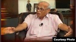 Shefi i Komisionit Zgjedhor te Pakistanit, Fakhruddin Ibrahim,