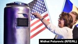 Američka ambasadorica Maureen Elizabeth Cormack