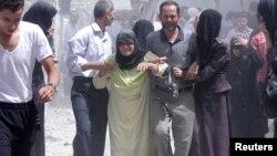 Sirija, ilustracija