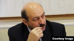 Александр Бекбулатов