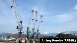Сочинский олимпийский порт