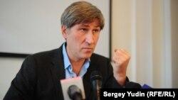 Лидер партии «Яблоко» в Карелии Василий Попов.