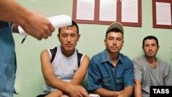 Rusiyada miqrantlar