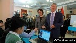 Кыргызстан. Шайлоо. 4-октябрь, 2015