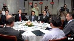 Лидерска средба, 2009.