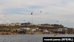 نمای از شهر انقره پایتخت ترکیه