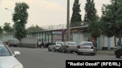 СИЗО №1 города Душанбе