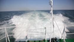 Виходимо у море на сторожовому кораблі ДПСУ «Павел Державін»