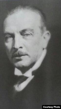 Ministrul de externe german Richard von Kuhlmann (Foto: vol. Basarabia în actul Marii Uniri de la 1918, Chișinău: Știința, 2017)