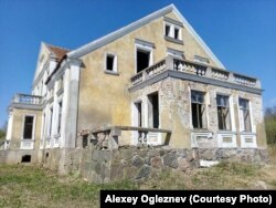 Дом Барклая де Толли в Калининградской области