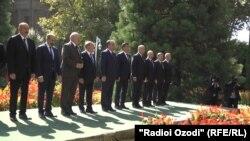 Reuniunea CSI de la Dușanbe. 28 septembrie 2018