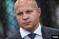 ММА-н куьйгалхо Емельяненко Федор