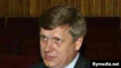 Belarus -- Aleksandar Dabravolski, politician, 22Sep2008