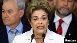Բրազիլիայի նախագահ Դիլմա Ռուսեֆ, արխիվ