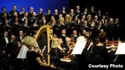 Sarajevska filharmonija i hor Opere Narodnog pozorišta Sarajevo