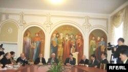 Острог – на засіданні ради Рівненського земляцтва 10 лютого 2009 р.