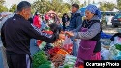 Fair in Bishkek