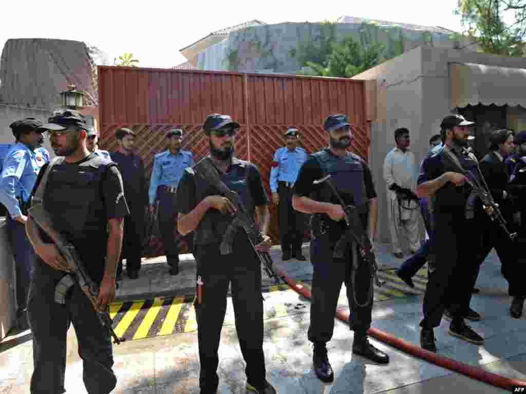 В Пакистане закрыты офисы ООН после подрыва смертника представительстве Всемирной продовольственной программы