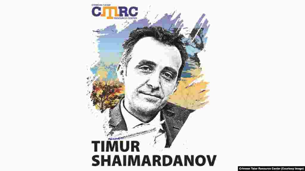 "Timur Shaimardanov, Crimean Tatar activist of the Ukrainian National House public initiative In March 2014, he provided humanitarian help for the Ukrainian military in Crimea. On May 26, 2014, he left his house in Simferopol and hasn't been seen since. Relatives and witnesses have said that he was kidnapped by militants of the ""Crimean self-defense forces."" He was 33 at the time of his disappearance."
