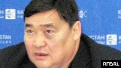 Рамазан Есергепов, главный редактор газеты «Алма-Ата Инфо». Алматы, 24 декабря 2008 года.
