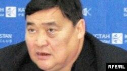 Рамазан Есергепов, главный редактор газеты «Алма-Ата – Инфо». Алматы, 24 декабря 2008 года.