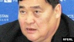 Рамазан Есіргепов, журналист, «Алма-Ата инфо» газетінің бас редакторы. Алматы, 24 желтоқсан 2008 жыл.