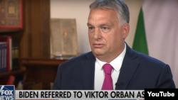 Orbán Viktor Tucker Carlson show-jában ad interjút 2021. augusztus 5-én