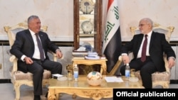 Зубайдулло Зубайдзода на встрече с главой МИД Ирака