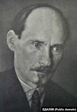 Якуб Колас. Канец 30-х гг. (БДАЛіМ)