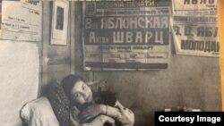 Марианна Яблонская, мама Марианны Яровской. Из архива Марианны Яровской