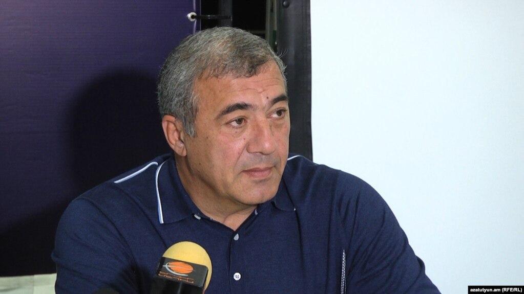 «Если Артур Ванецян выдвинет свою кандидатуру, я не стану выдвингать свою» - Рубен Айрапетян