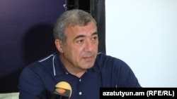 Ruben Hayrapetyan is a former lawmaker and ex-chief of Armenia's soccer governing body.