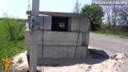Запорізькі самооборонівці посилили блокпости бетонним захистом для автоматників